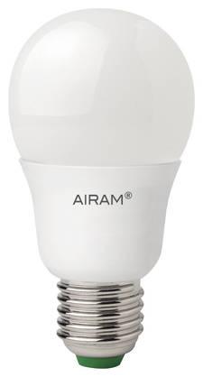 Airam LED kasvilamppu 6,5 W E27 opaali