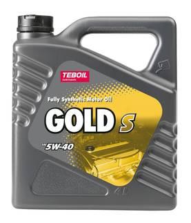 Teboil Gold S 5W-40 4 l