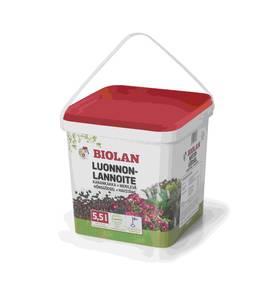 Biolan Luonnonlannoite 5,5 L Biolan rakeistettu