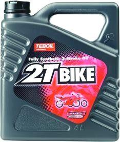 Teboil 2T Bike 4 l