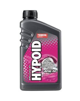 Teboil Hypoid 80W-90 1 l Vetopyörästö-öljy