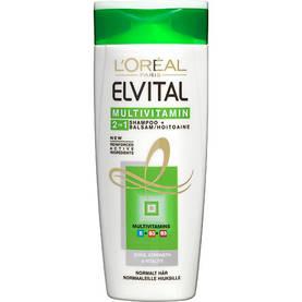Loreal Shampoo Elvital 250 ml Multivitamin 2in1