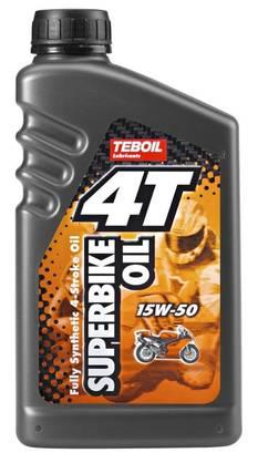 Teboil 4T Superbike 15W-40 1 l