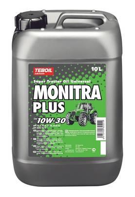 Teboil Monitra Plus 10W-30 10 l