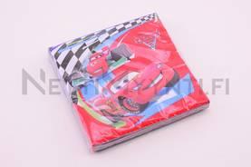 Disney Lautasliina Cars2, 33 cm