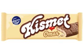 Fazer Kismet Omar suklaapatukka 55 g Suklaavohveli