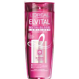 Loreal Elvital Nutrigloss Luminizer shampoo 250 ml