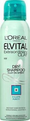 Loreal Kuivashampoo Elvital 150 ml Extraordinary Clay