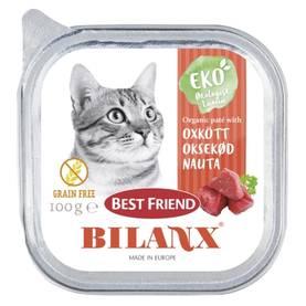 Best Friend BF Bilanx Luomu Nautapatee 100 g