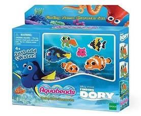 Dory Nemo ja Ystävät-setti Aquabeads, yli 4 vuotiaille