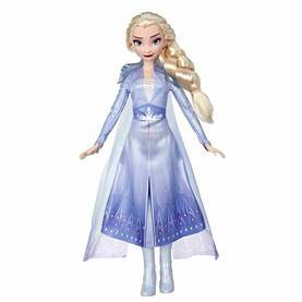 Hasbro Nukke 30 cm Elsa Frozen II