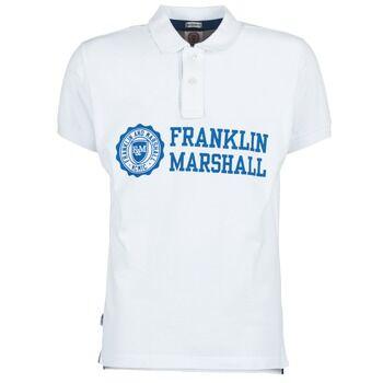 Franklin   Marshall Lyhythihainen poolopaita AYLEN