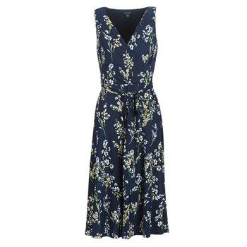 Image of Ralph Lauren Pitkä mekko FLORAL PRINT-SLEEVELESS-DAY DRESS