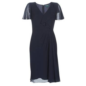 Image of Ralph Lauren Pitkä mekko CUTLER CAP SLEEVE DAY DRESS