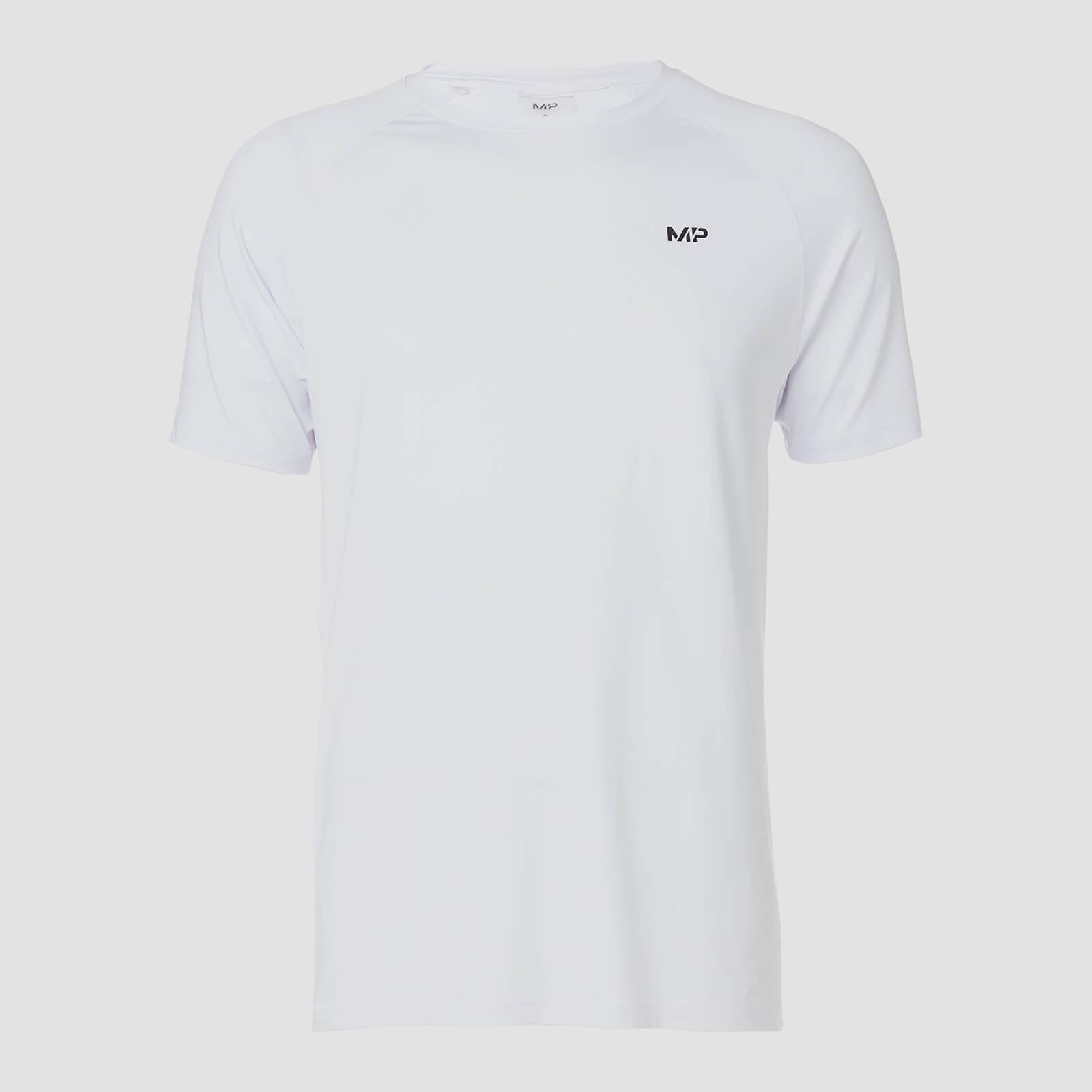 Myprotein MP Essentials Training T-paita - Valkoinen - XXL
