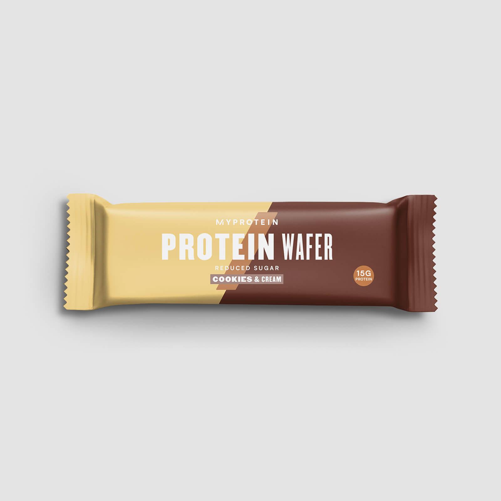 Myprotein Proteiinivohvelit - 10 x 40g - Cookies & Cream