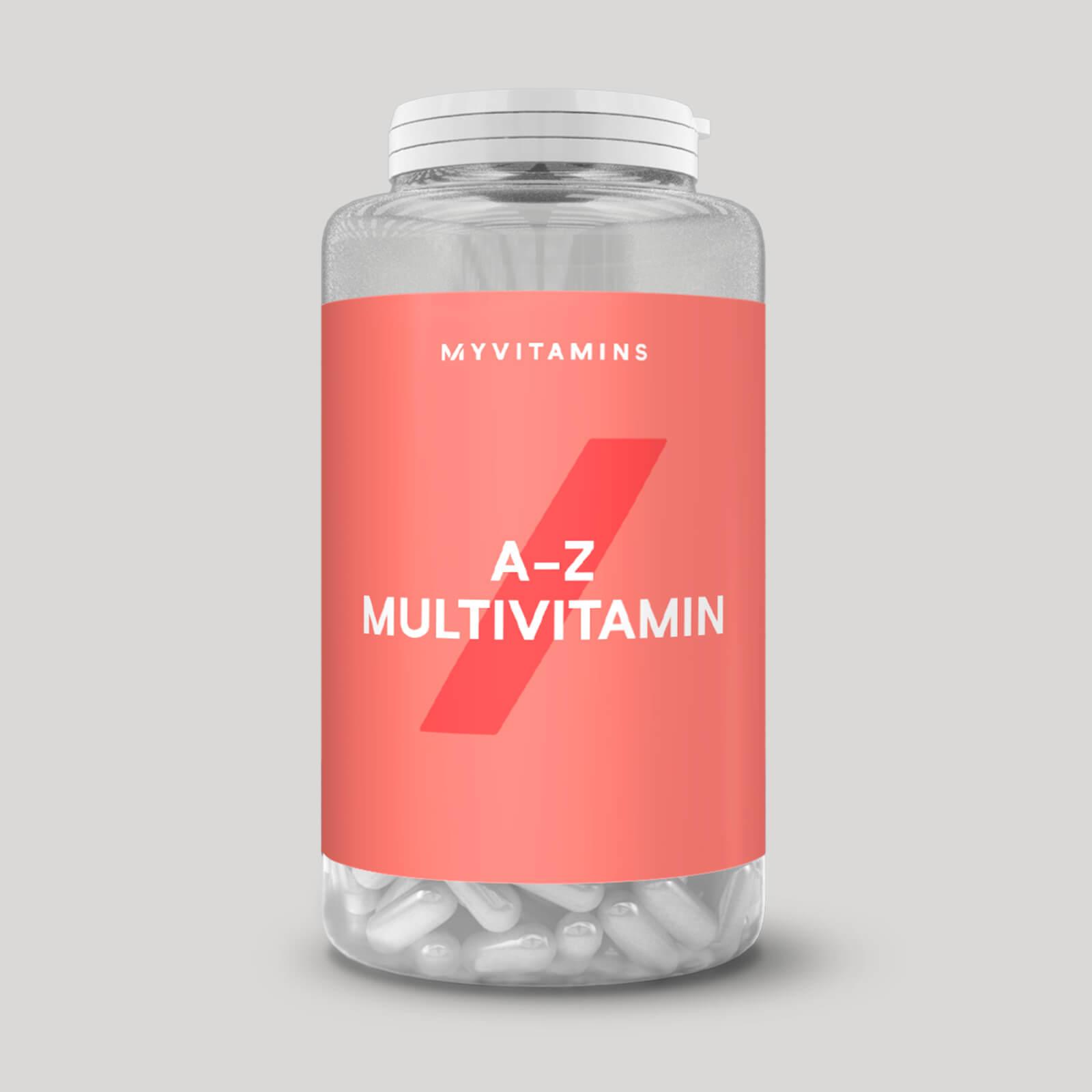 Myprotein A-Z Multivitamin - 90Capsules