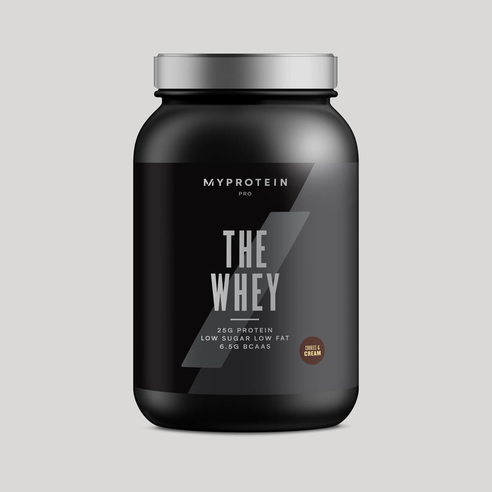 Myprotein THE Whey - 30 Servings - 900g - Cookies n