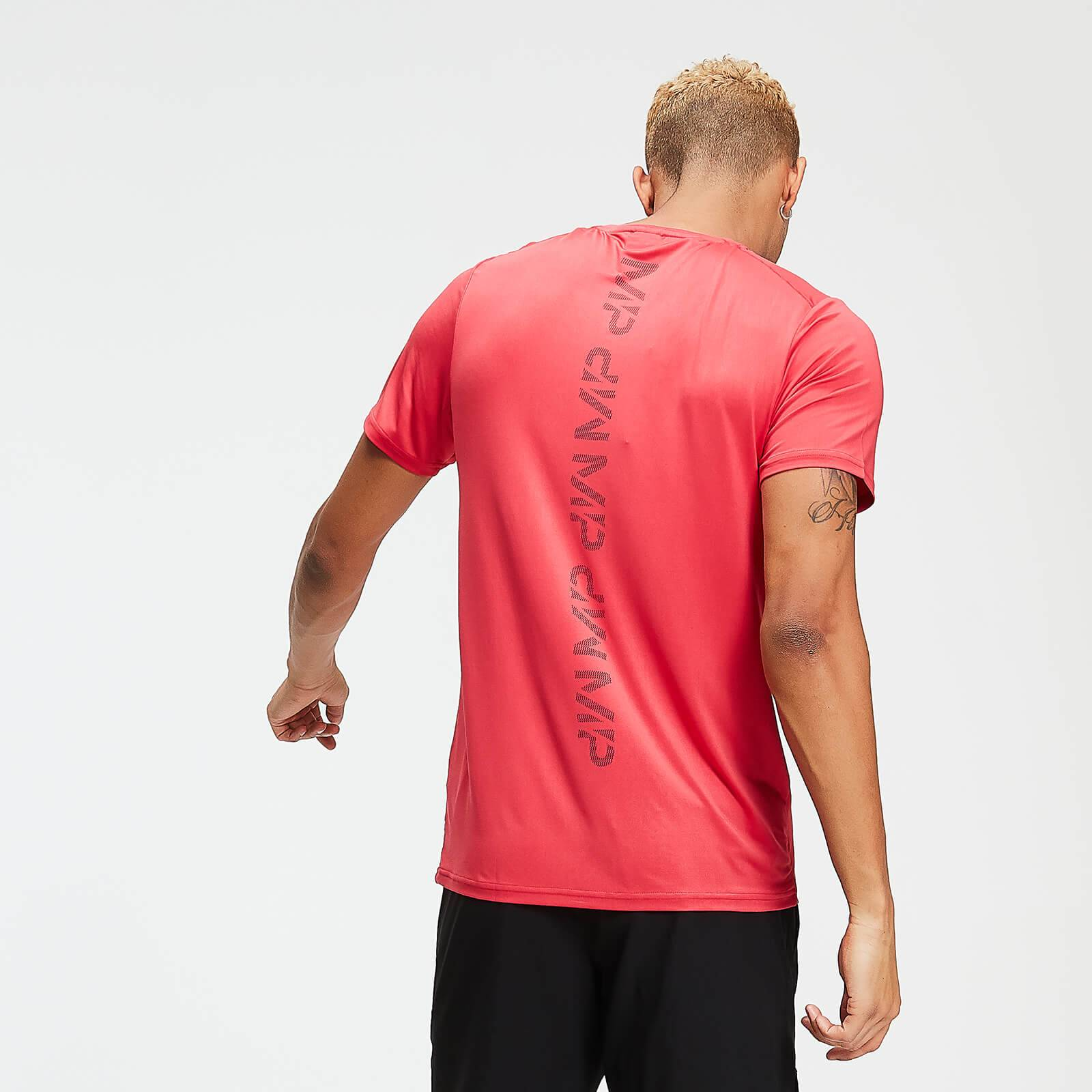 Myprotein Training T-Paita - Washed Red - XL