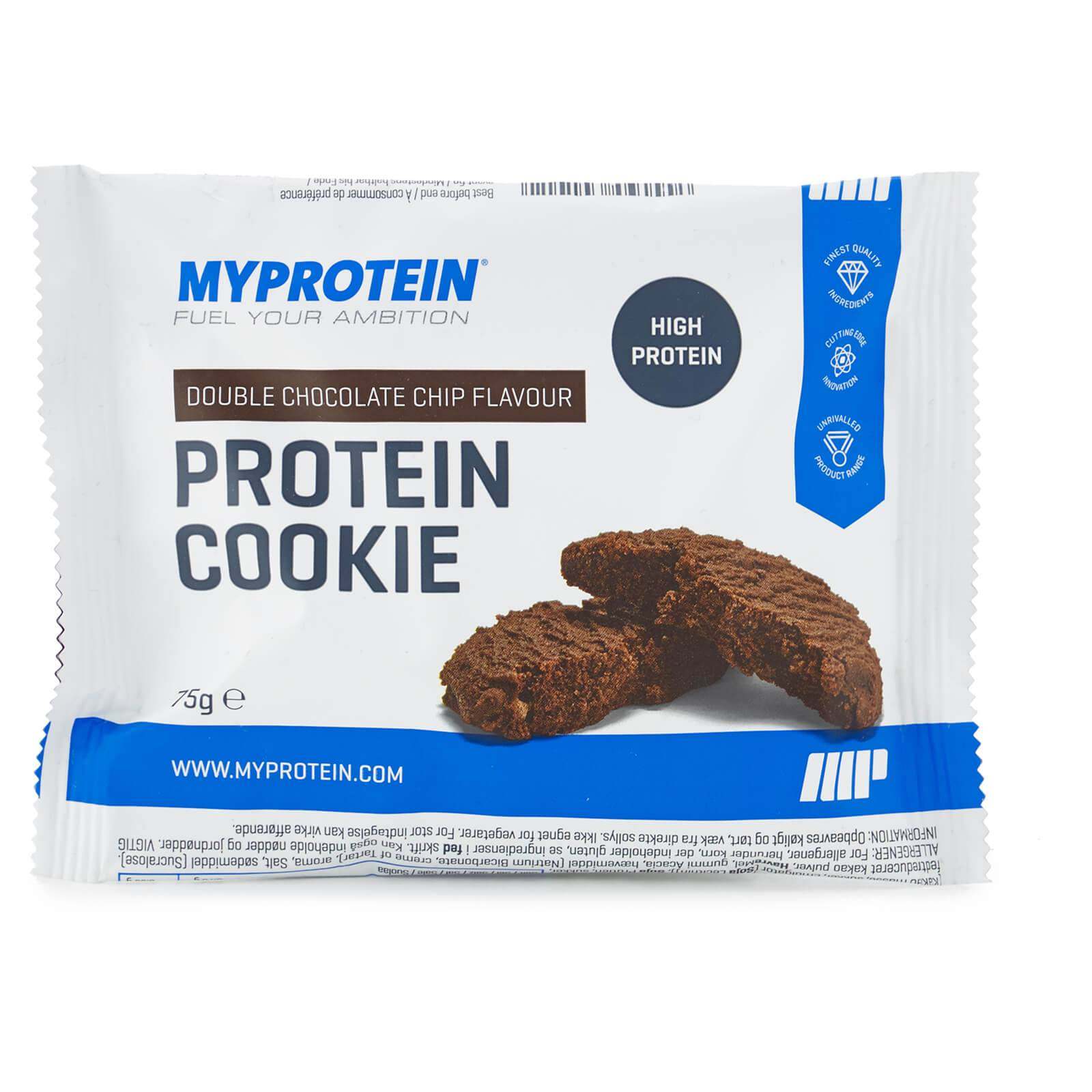 Myprotein Protein Cookie (näyte) - 75g - Cookies & Cream
