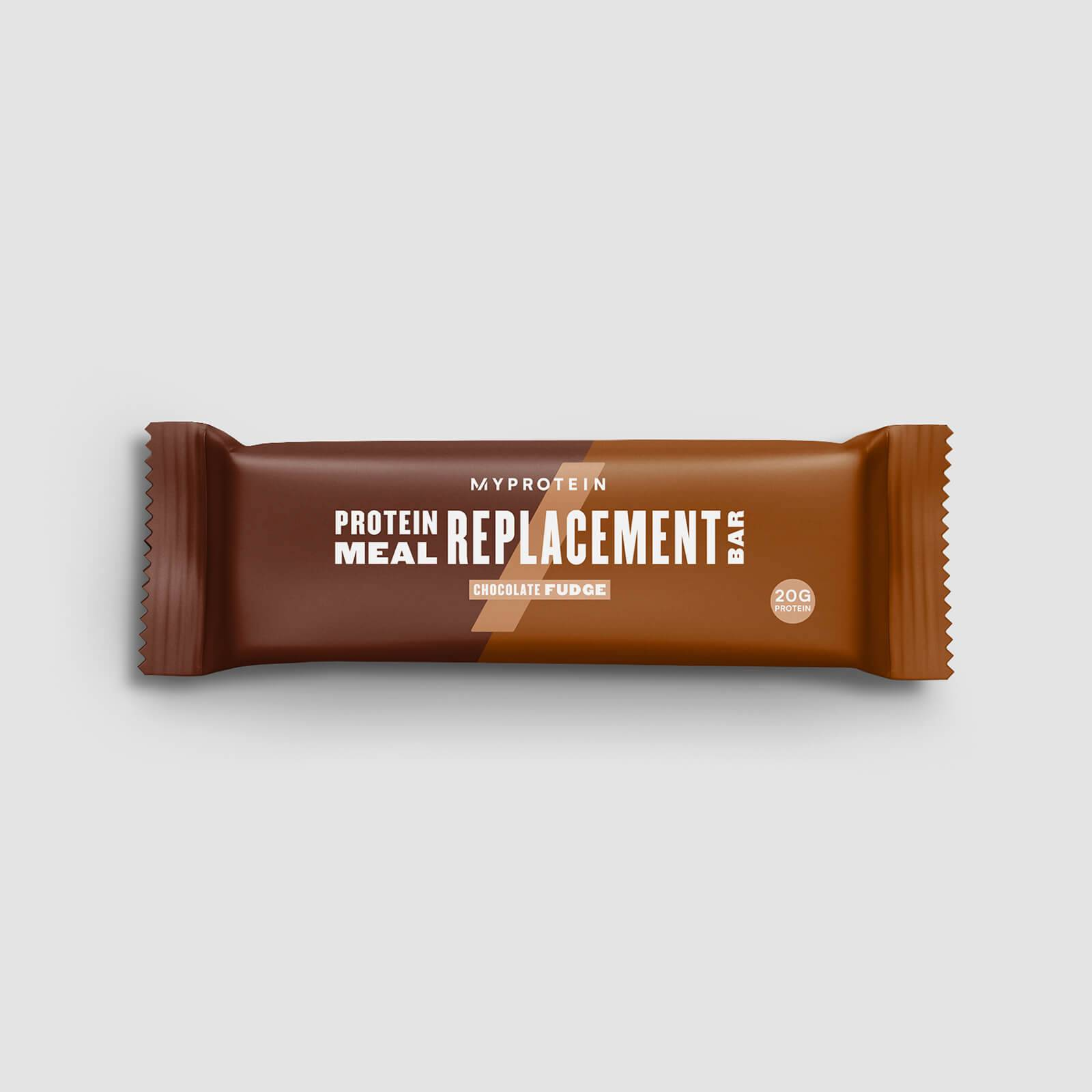 Myprotein Protein ateriankorvikepatukka - 12 x 65g - Chocolate Fudge