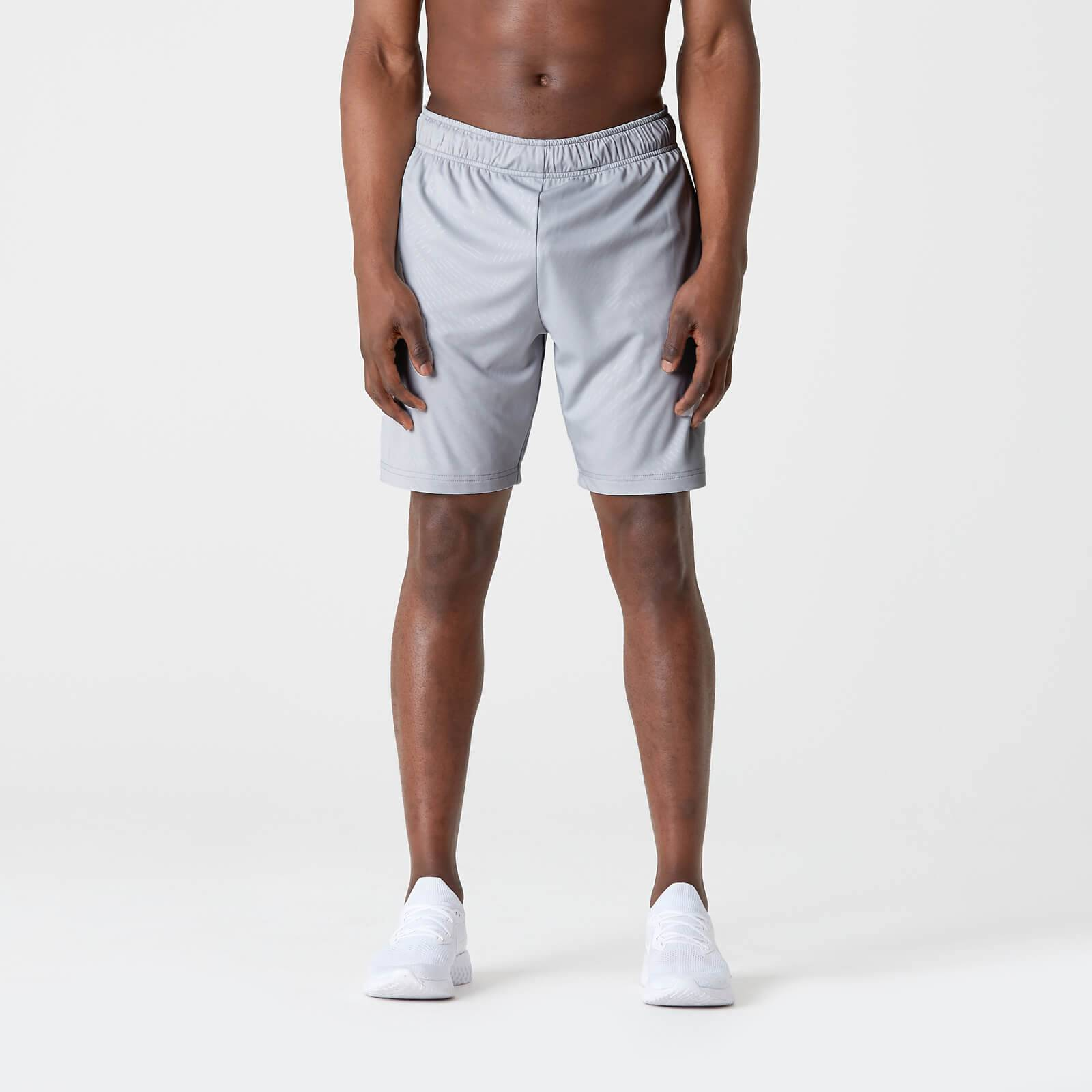 Myprotein Dry-Tech Infinity Shorts - Silver - M - Silver