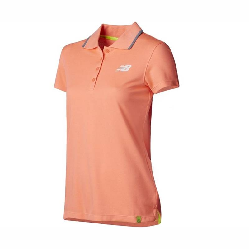 New Balance Challenger Polo Size M S