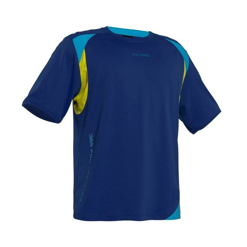 Salming Pro Training Tee Navy L