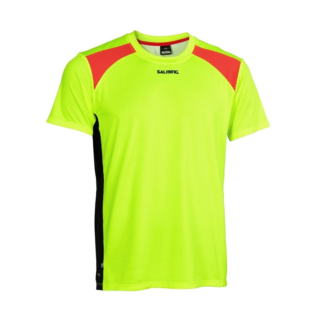 Salming Challenge Tee Yellow S