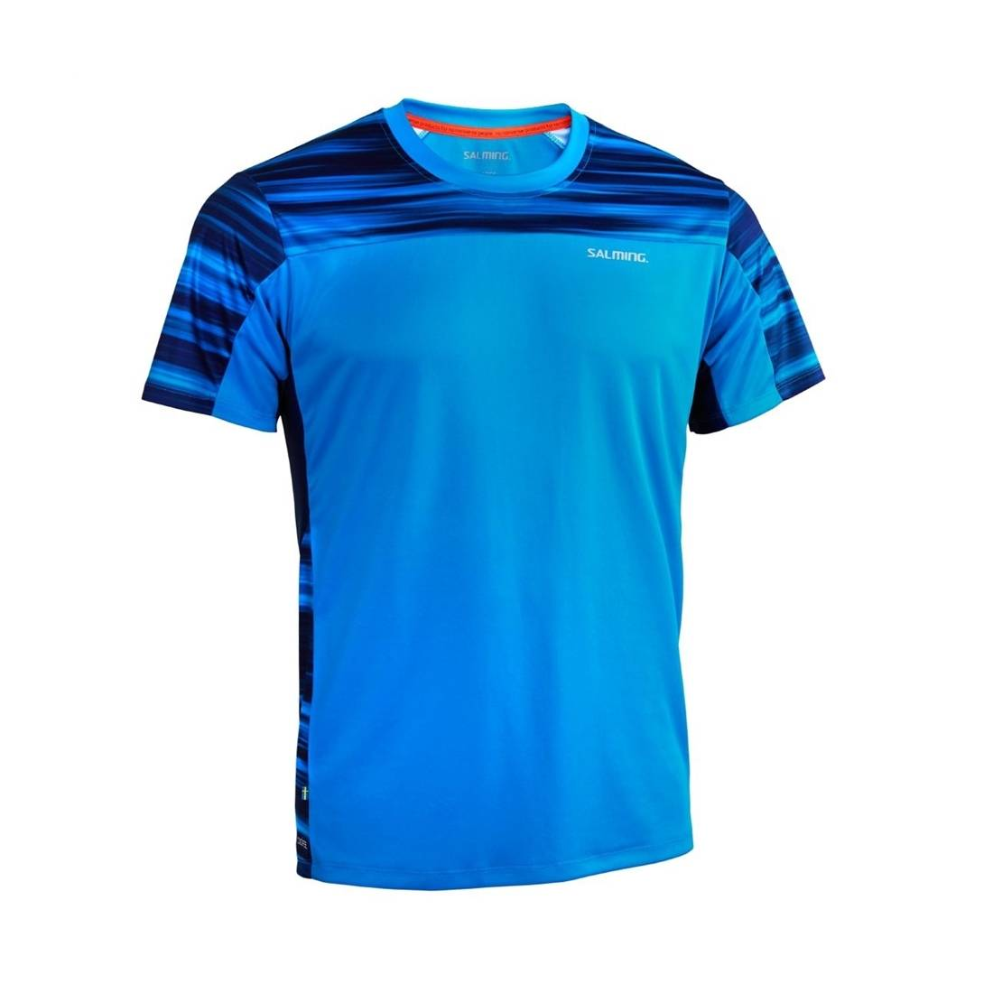 Salming Motion Tee Blue L