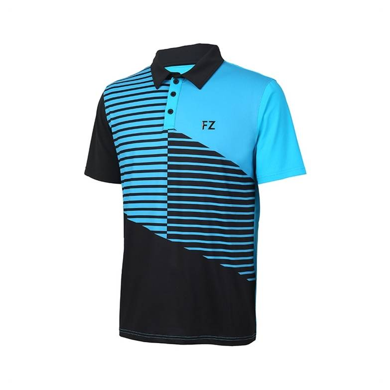FZ Forza Boulder Polo T-shirt Atomic Blue XL