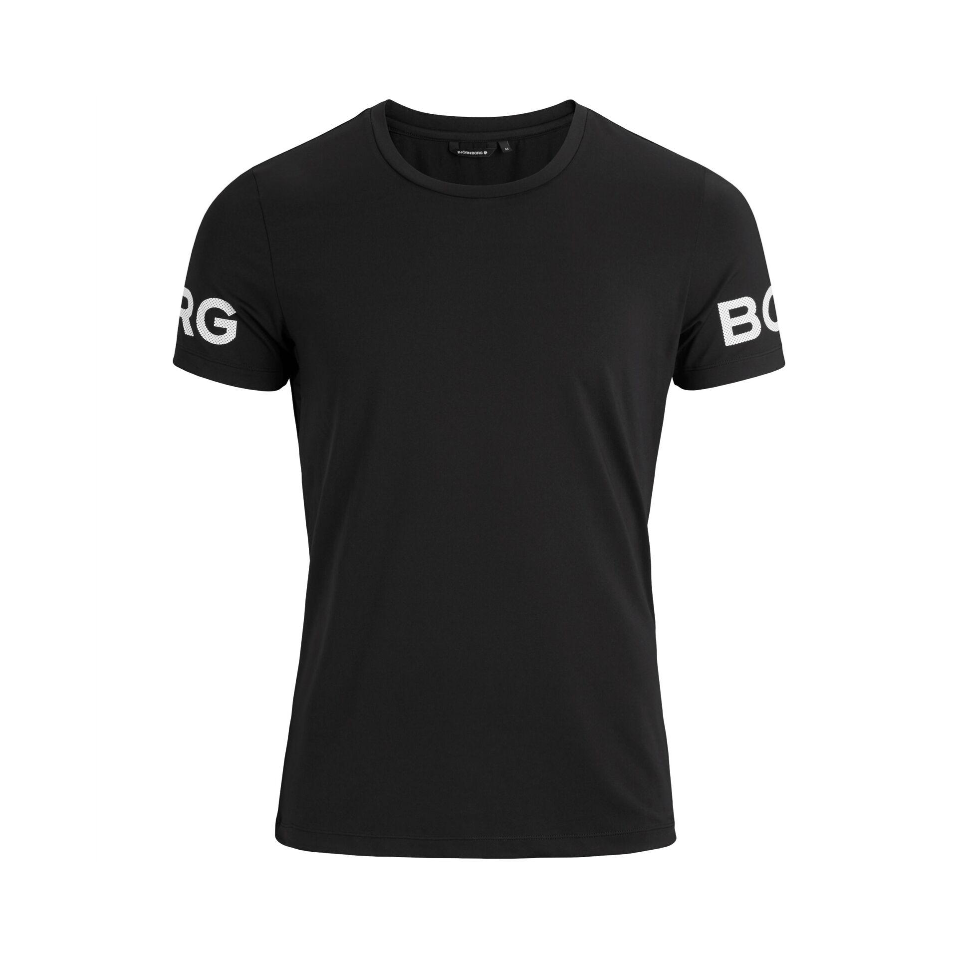 Björn Borg Tee Black Beauty XL