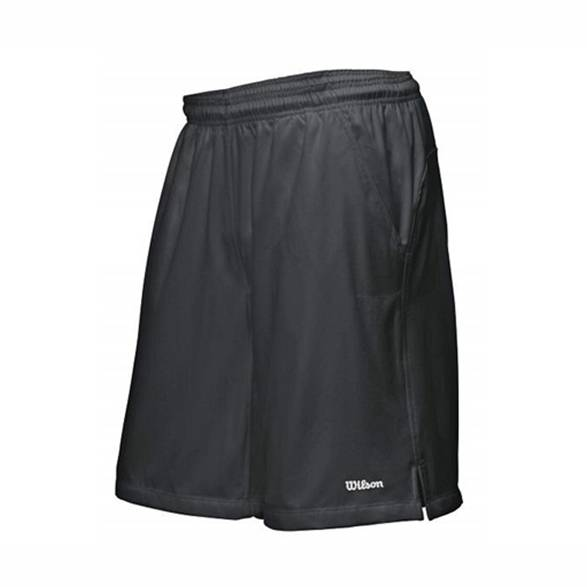 Image of Wilson Woven Shorts JR Black 128