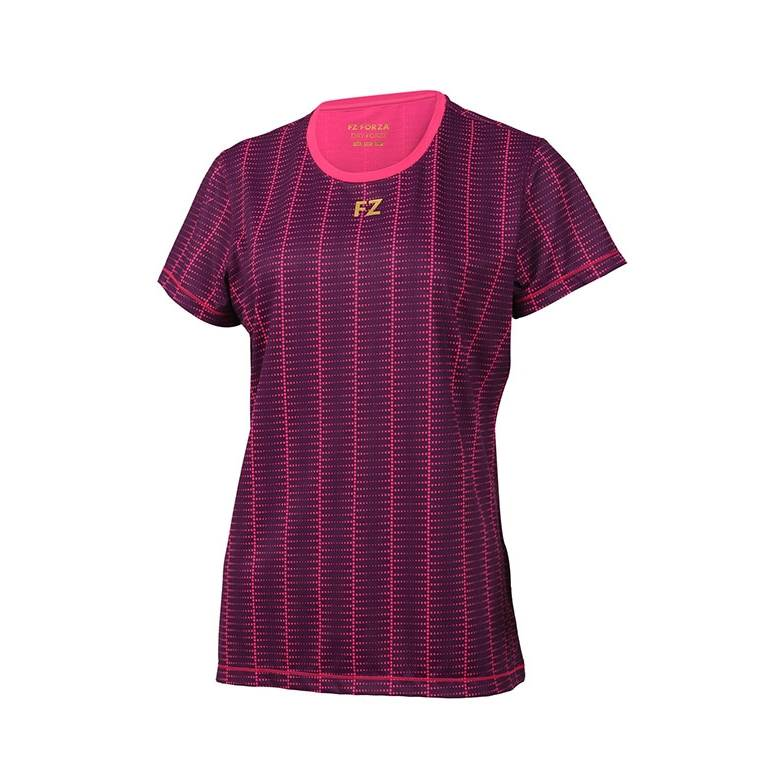FZ Forza Bergana T-shirt Women Pickled Beet L