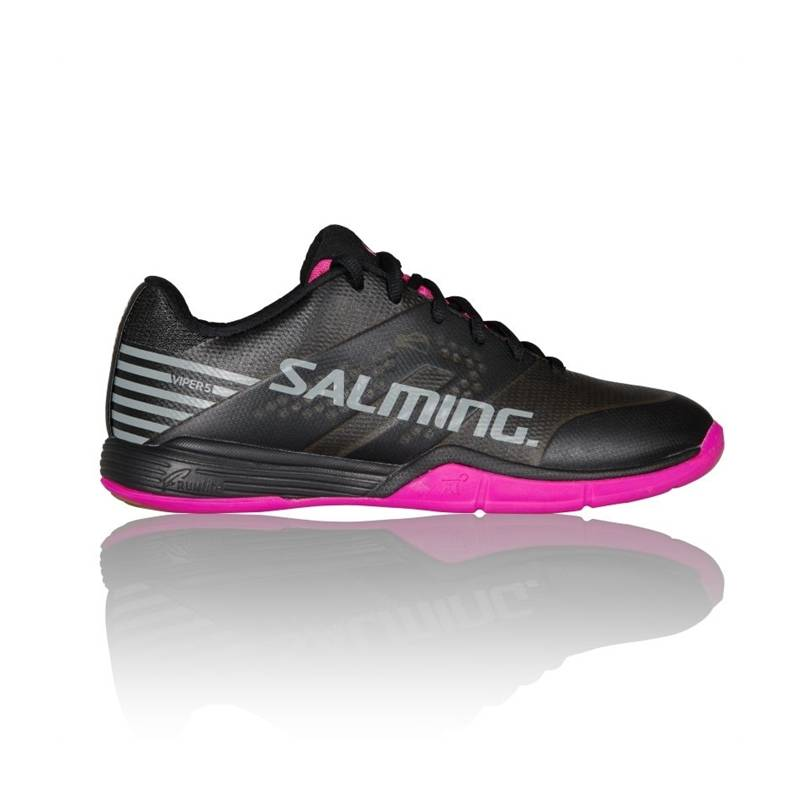 Salming Viper 5 Women Black/Pink 38 2/3