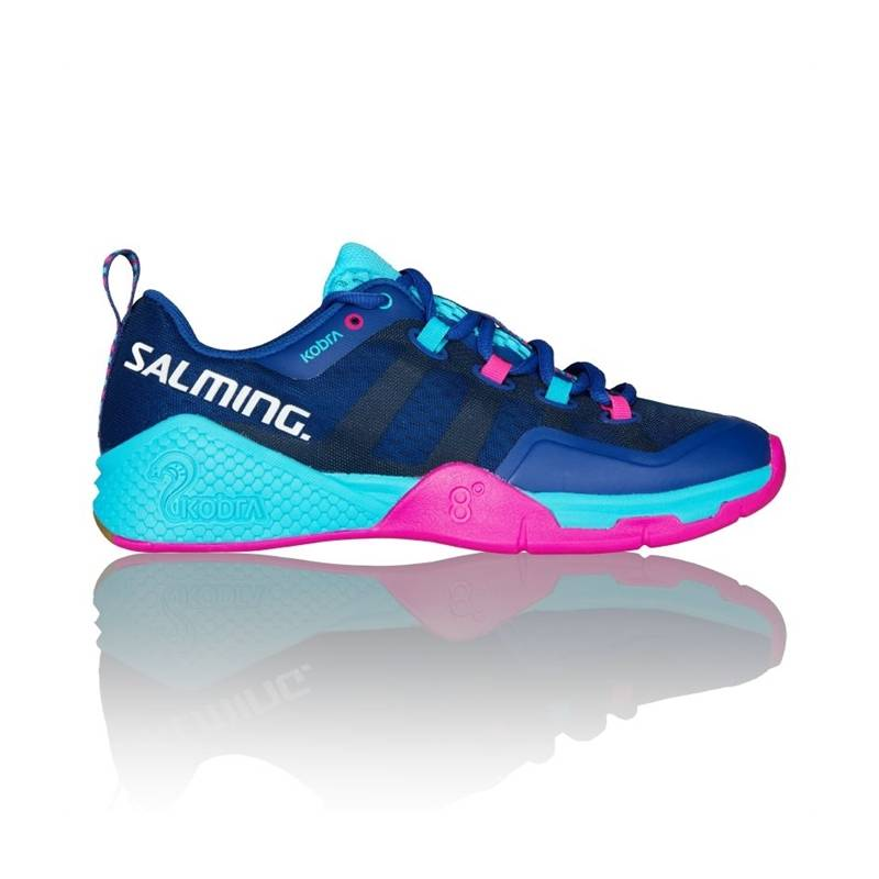 Salming Kobra 2 Women Blue/Pink 36 2/3