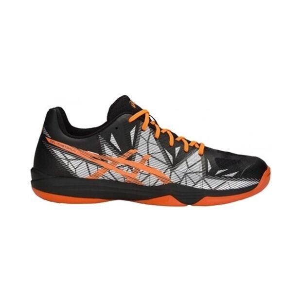 Asics Gel-Fastball 3 Black/Orange 42