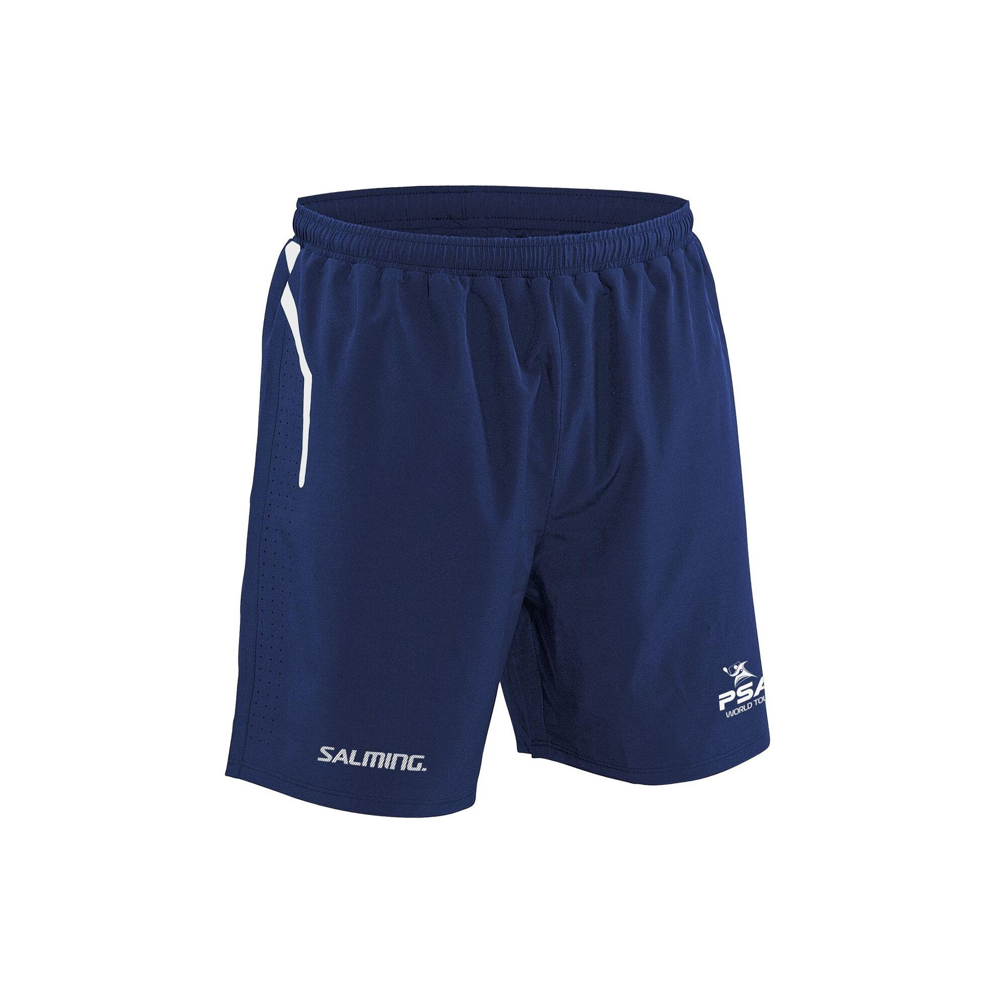 Salming PSA ProTraining Shorts Navy Blue L