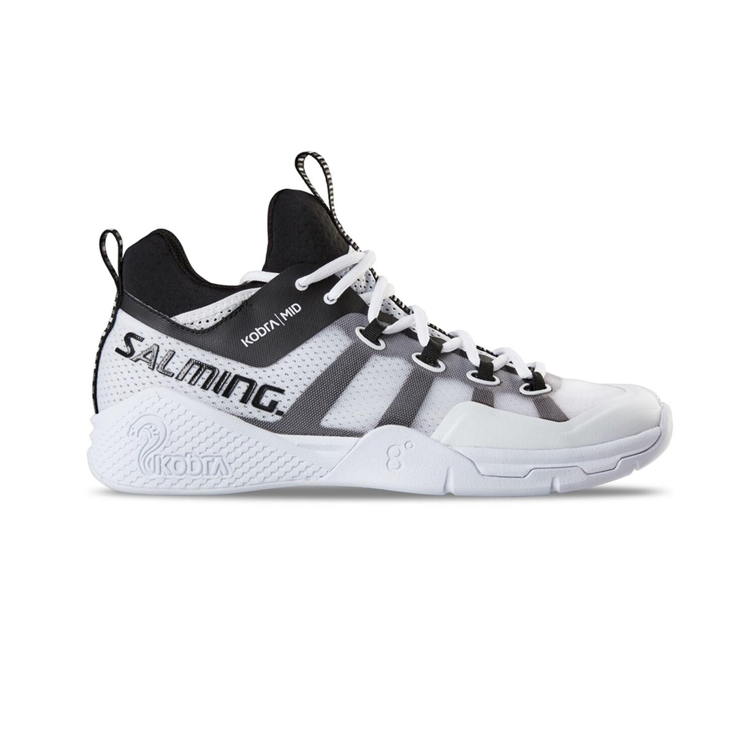 Salming Kobra Mid 2 Men White/Black 42 2/3