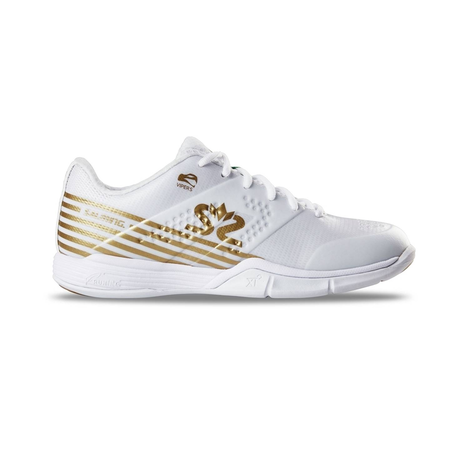 Salming Viper 5 Women White/Gold 36
