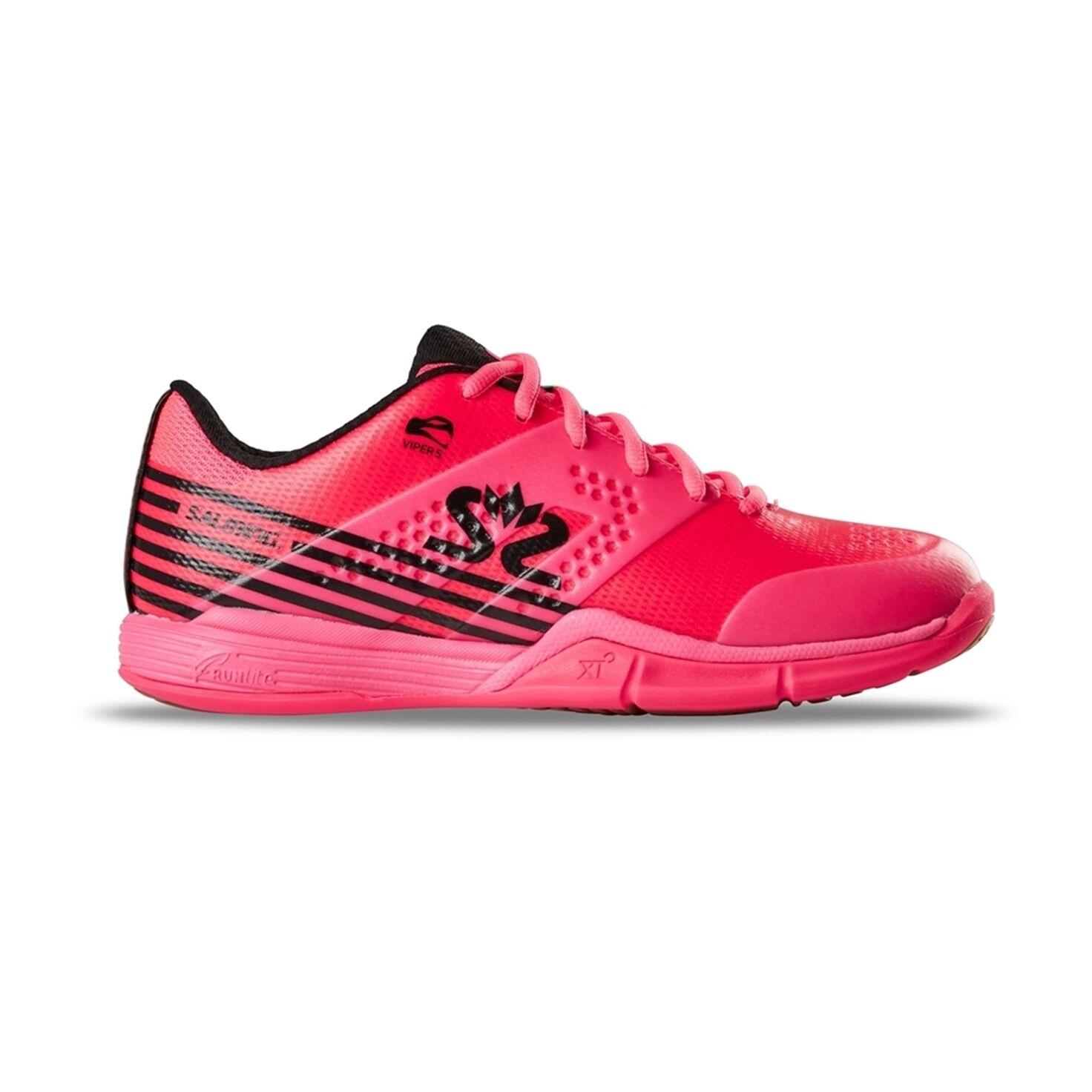 Salming Viper 5 Women Pink/Black 38 2/3
