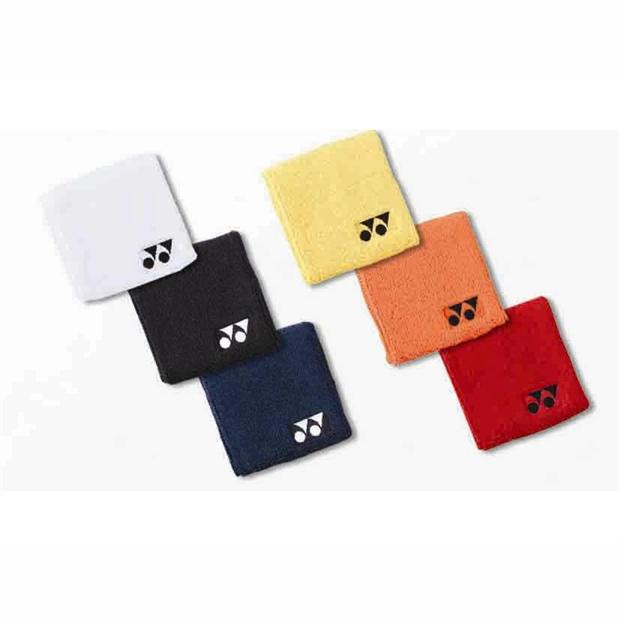 Yonex Wristband Red/Yellow/Black/White Svart