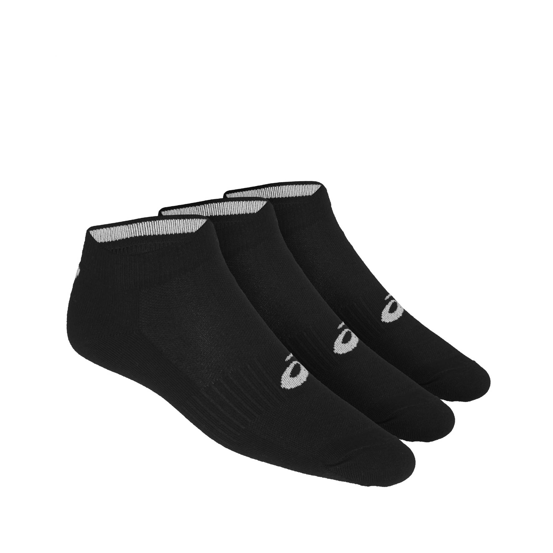 Asics Socks No Show Black x3 47-50