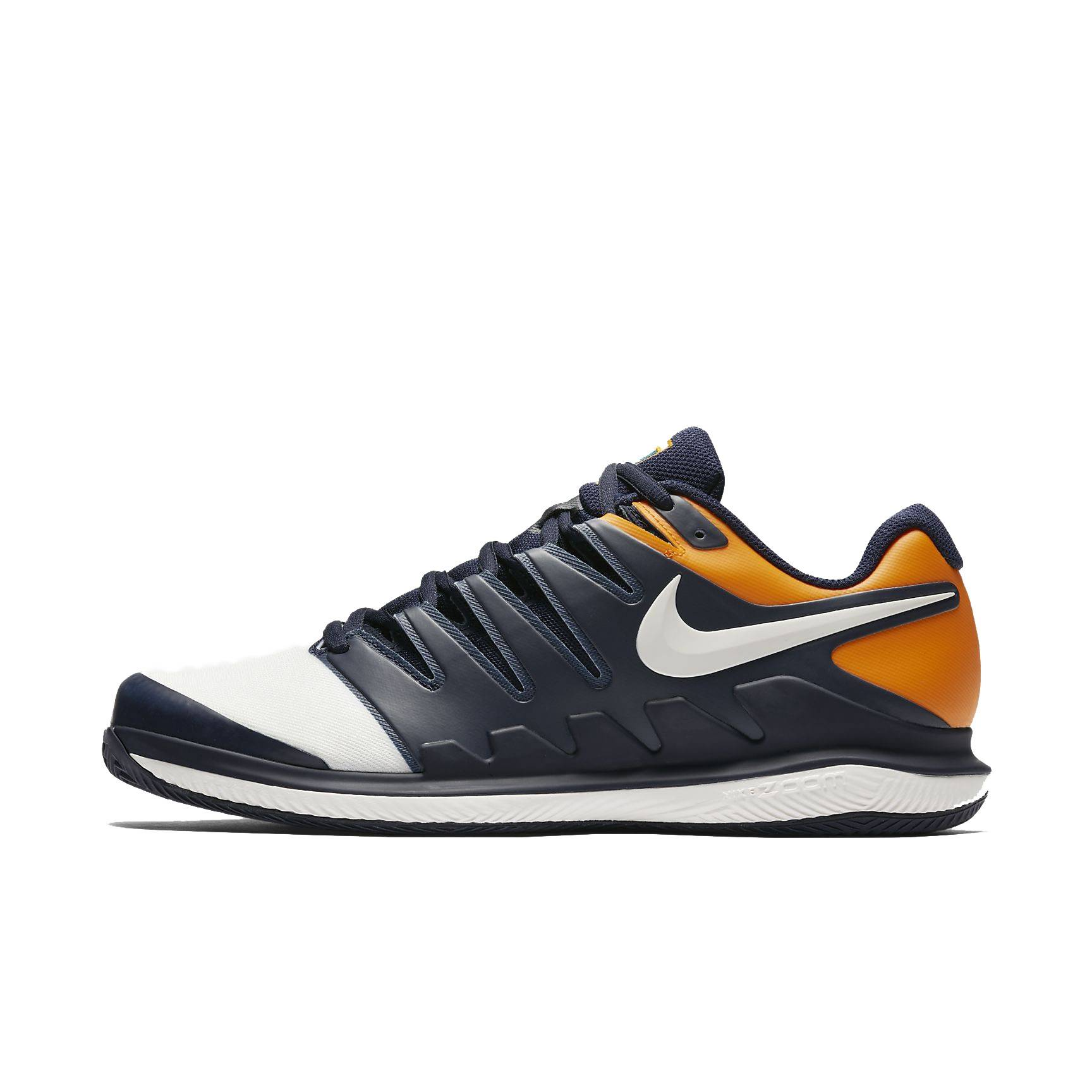 Image of Nike Air Zoom Vapor X Blue/Orange US Open 39