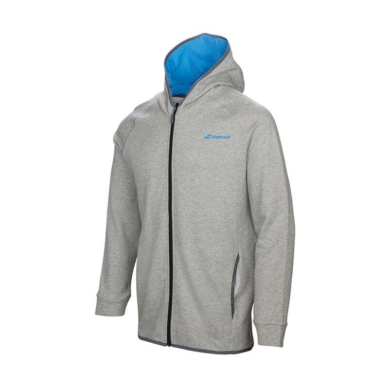 Babolat Core Hood Sweat Boy Grey 128