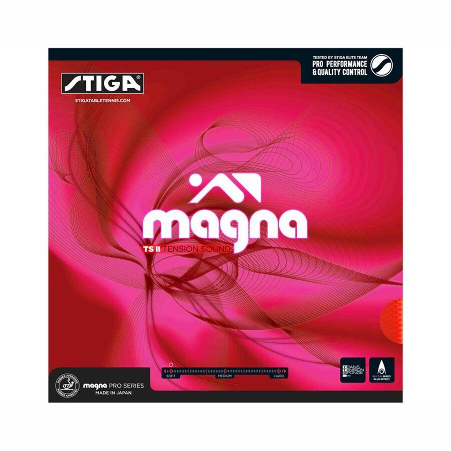 Stiga Magna TS II Röd