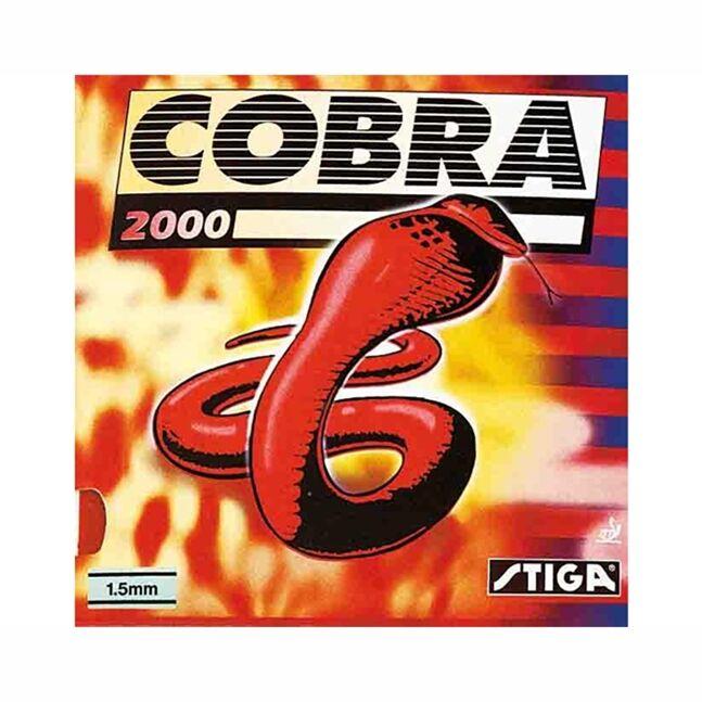 Stiga Cobra 2000 Svart