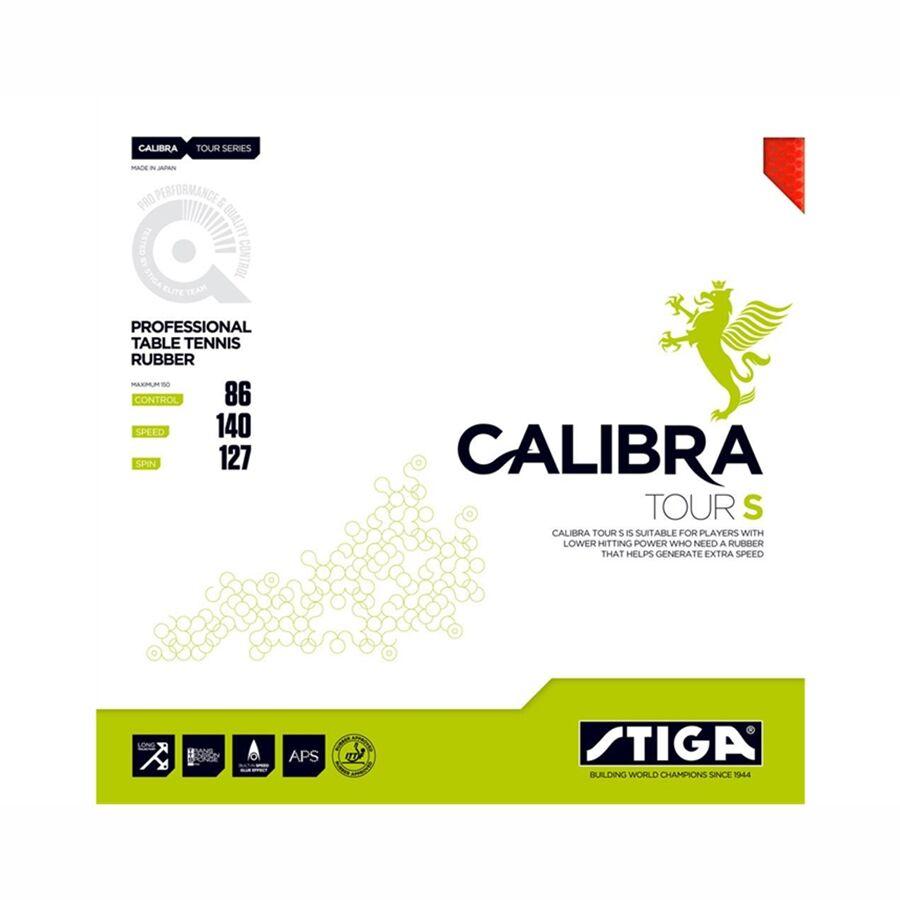 Stiga Calibra Tour S Svart