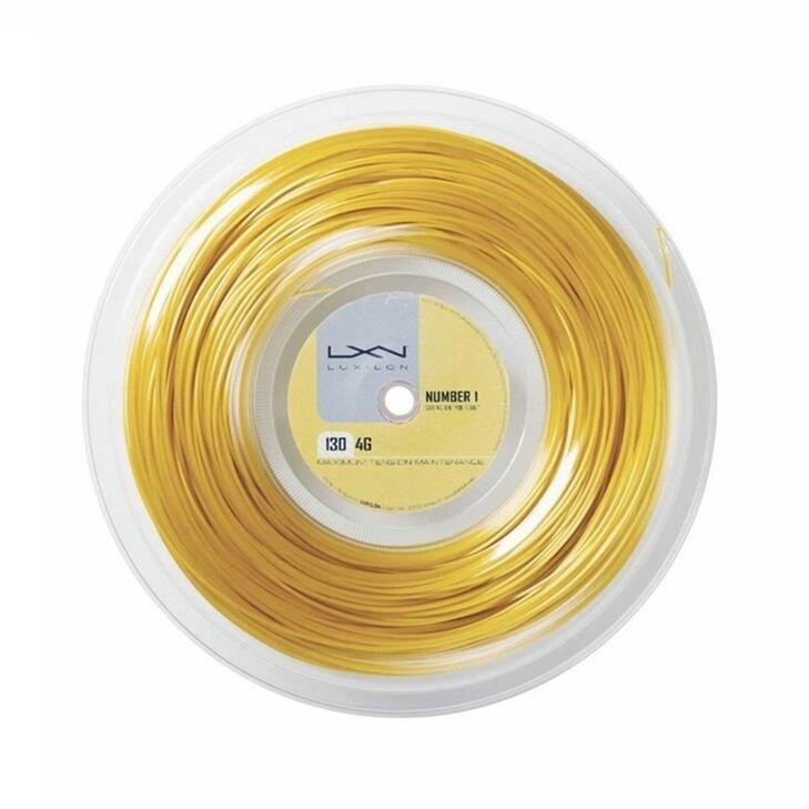 Luxilon 4G Gold 200 m 1.30