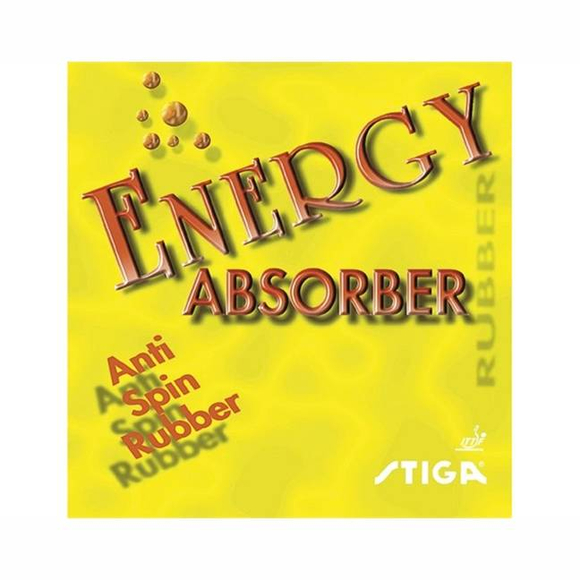Stiga Energy Absorber Svart 1.6